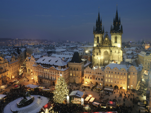 Eleven of the best… Christmas Markets