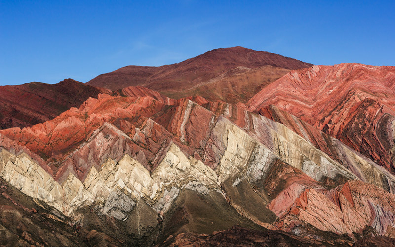 hill of seven colours