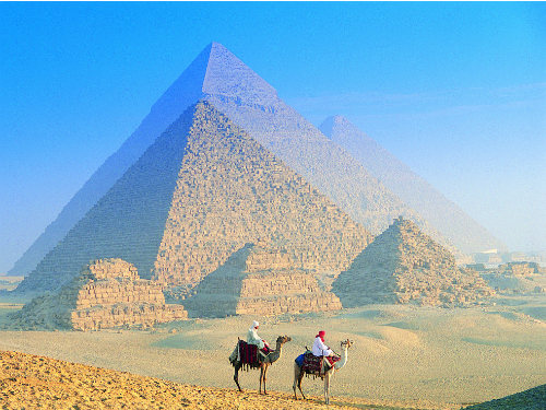Away from the crowds in… Egypt