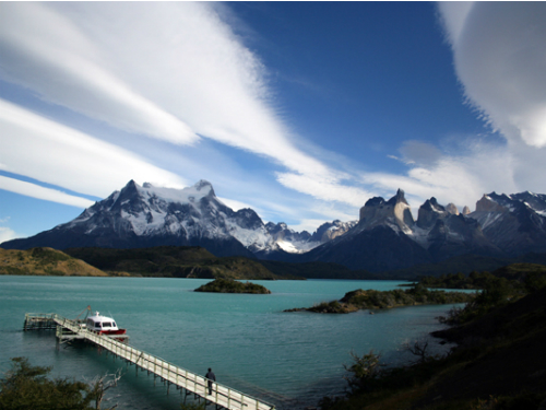 Luxury options in… Spectacular Patagonia