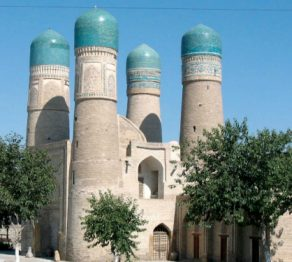At the heart of the silk road Fascinating Uzbekistan