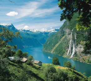 The legendary fjords of… Norway