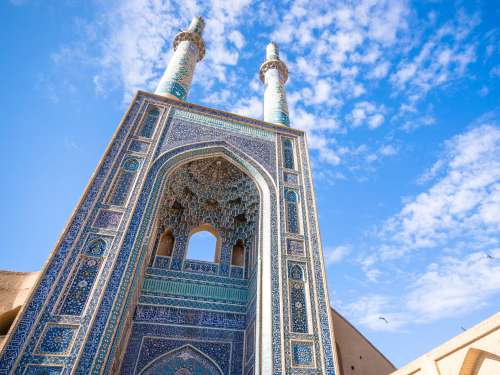 Discovering Iran's… architecture & archaeology
