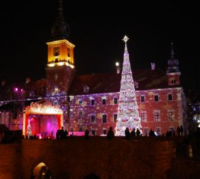 A Christmas weekend Warsaw