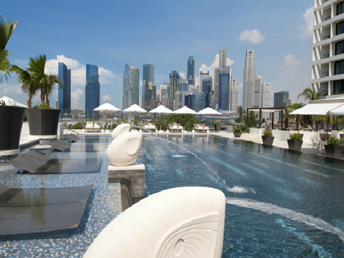 Clean and cosmopolitan Sultry Singapore