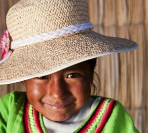 Colours of Peru With Matthew Parris
