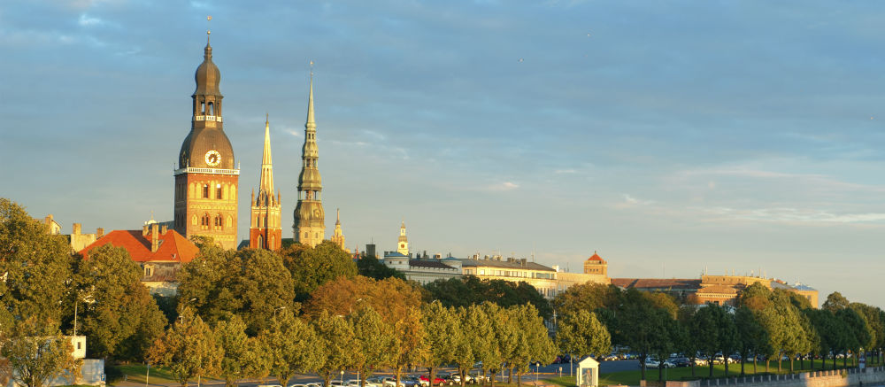 Discover the beauty of Old Riga