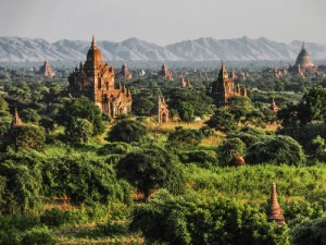 Pagan is one of Burma's most fascinating destinations