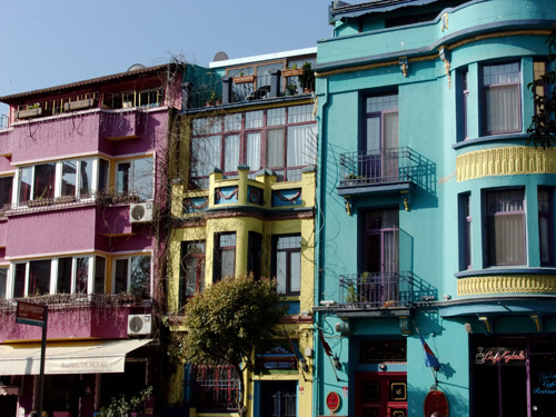 Turkish delights… springtime in Istanbul