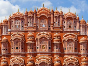 Hawa Mahal is one of Jaipur's most beautiful buildings