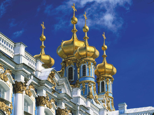 Pictures, Palaces and Pies… St Petersburg