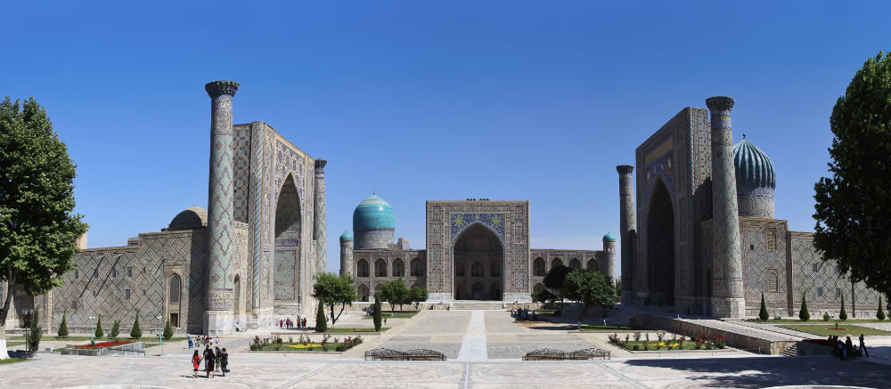 Uzbekistan is a great place to get off the beaten track