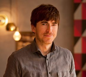 An interview with… Simon Reeve