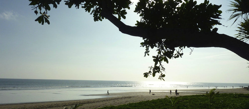 Bali is famous for its beaches