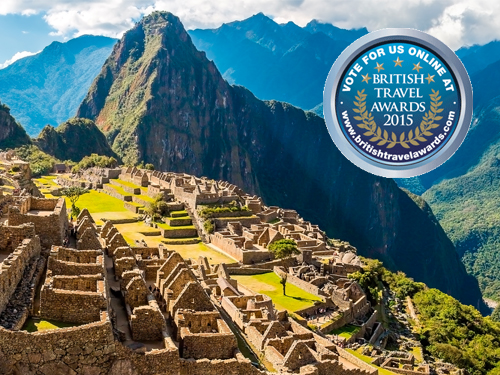 Win a holiday… Vote for us!