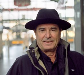 Out of Africa… Interviewing Paul Theroux