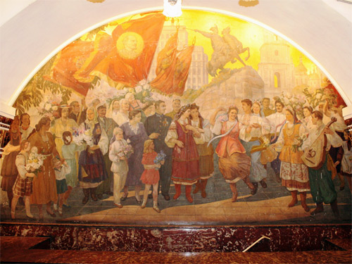 An 80th birthday… in Russia