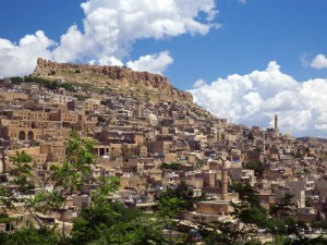 Mardin is home to fantastic architecture
