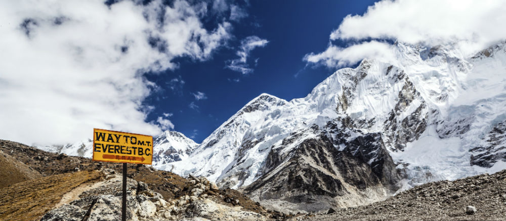 Mount Everest is one of Nepal's key attractions