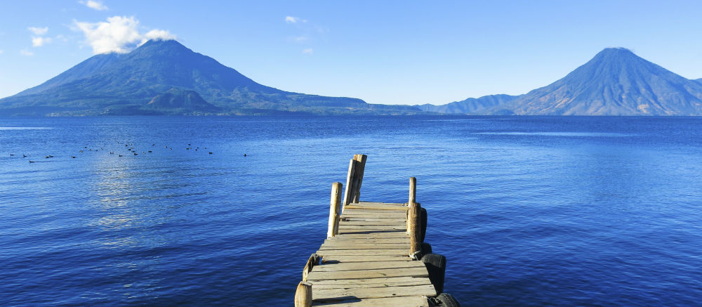 Lake Atitlan. Photo credit: Thinkstock/ iStock