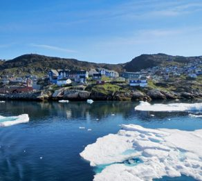 Discovering the story… of Greenland