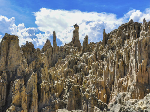 In focus… Bolivia's natural attractions