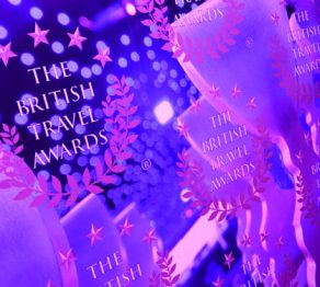 British Travel Awards… we won five awards!