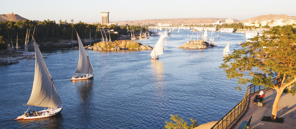 Feluccas-on-the-Nile-Aswan