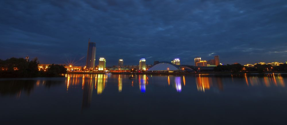Minsk is a must-see location. Image by Thinkstock