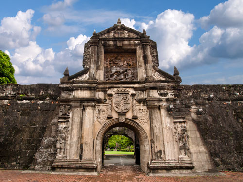 Unmissable attractions… of Manila
