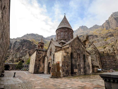Introduction to Armenia… history and landscapes