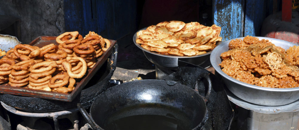 Street food in India. Photo credit: Thinkstock/ iStock