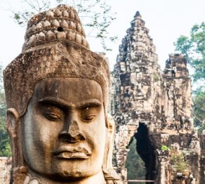 The architectural wonders of… Laos and Cambodia