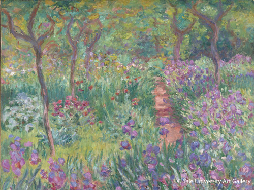 Win tickets to… painting the Modern Garden: Monet to Matisse