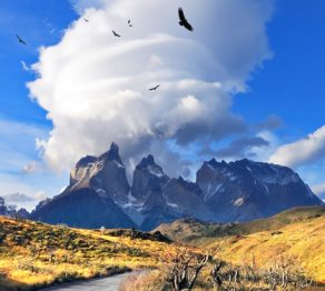 The incredible vistas… of Chile