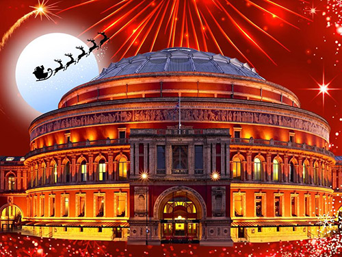 Win tickets… Christmas Spectacular