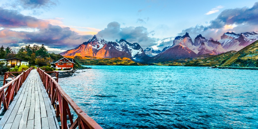Pehoe Lake, Torres del Paine