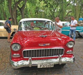 In Search of Che! … exploring Cuba