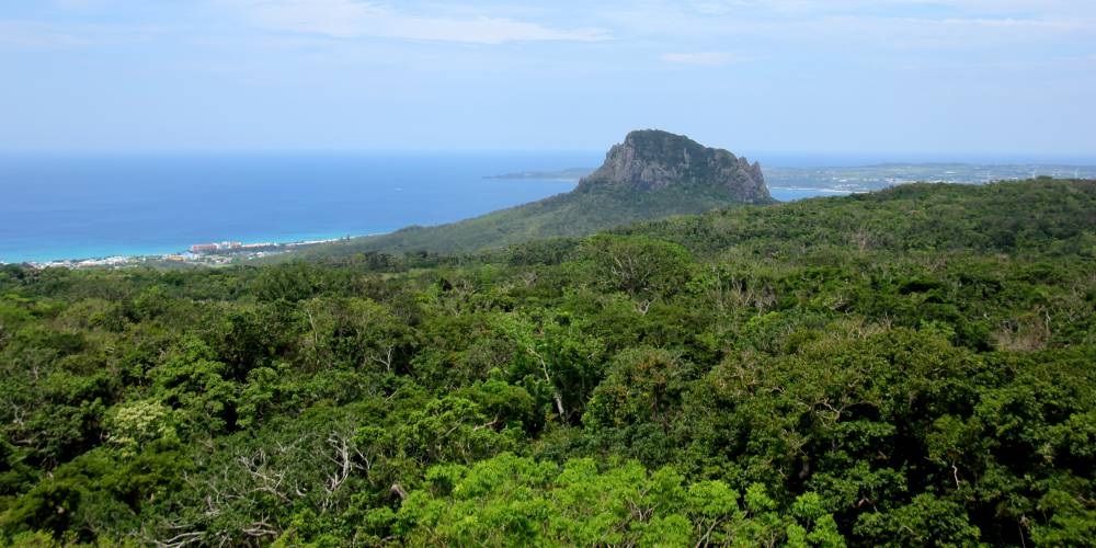 Kenting National Park in Thailand