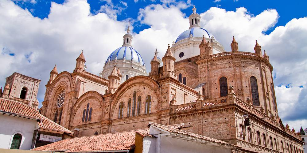 Church of the Immaculate Conception, Cuenca