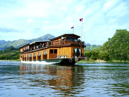 The Mekong River… at a glance
