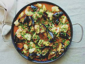 Paella by Nathan Outlaw - Home Kitchen