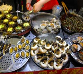 In the search of … culinary highlights in China