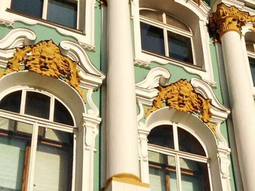Highlights in the Hermitage … St Petersburg