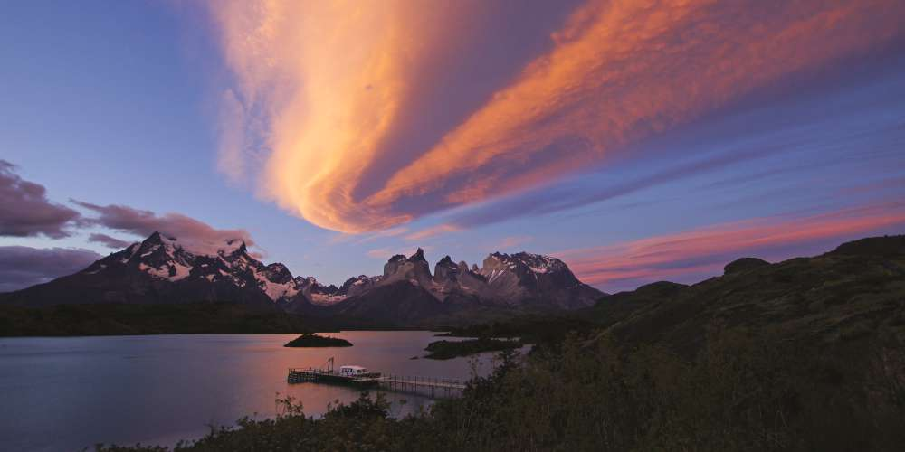 Torres del Paine, Chile by Penny Cook