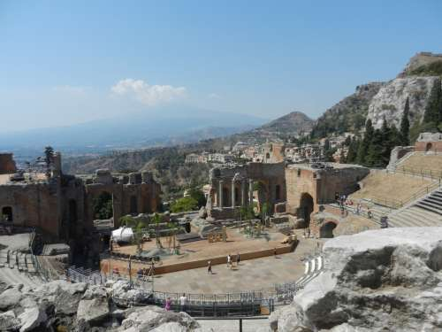 Discovering… the Sicilian way