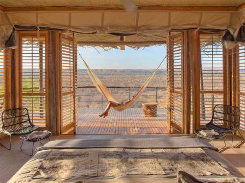 Top 10… rooms with a view