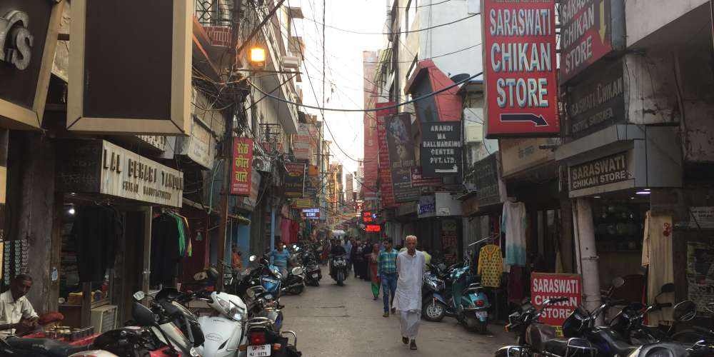 Streets of Lucknow