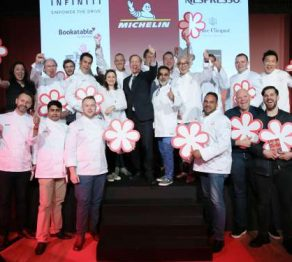 Behind the scenes… of the Michelin Guides