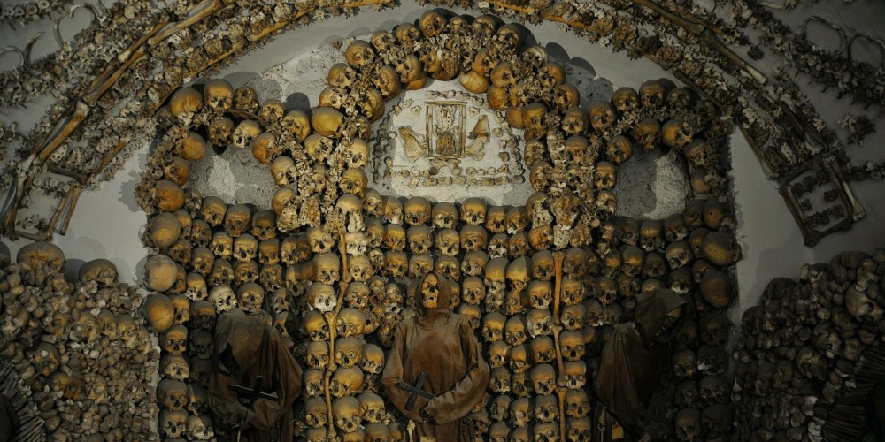 The Capuchin Crypt in Rome taken by -JvL-